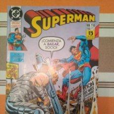Cómics: SUPERMAN ZINCO DC COMIC 118. Lote 215411033