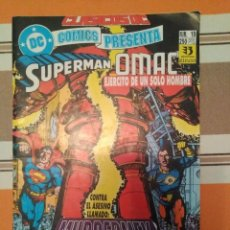 Cómics: SUPERMAN OMAC ZINCO 19 DC COMIC. Lote 215411181