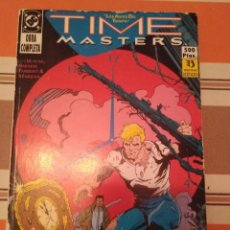 Cómics: TIME MASTERS 1 AL 8 - ZINCO DC COMIC. Lote 215411956