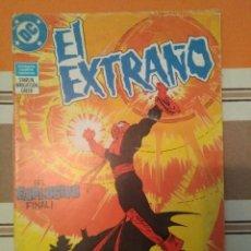 Cómics: EL EXTRAÑO 4 DC COMIC ZONCO. Lote 215412412