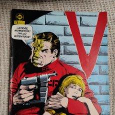 Cómics: V - COMICS SERIE DE TELEVISION Nº 2 EDITA : ZINCO DC. Lote 215563286