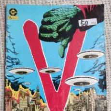 Cómics: V - COMICS SERIE DE TELEVISION Nº 5 EDITA : ZINCO DC. Lote 215563792