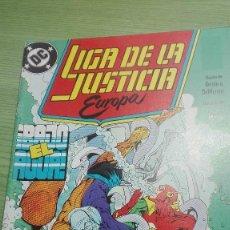 """Cómics: COMIC DE LA COLECCION LIGA DE LA JUSTICIA EUROPA NÚMERO 2 """"HAUY ALGUIEN QUE NOS ODIA. Lote 215735086"""
