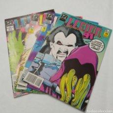 Cómics: LOTE DE 4 COMICS, DC LEGION 91 NÚMEROS 2, 3, 4 Y 5. Lote 216514782