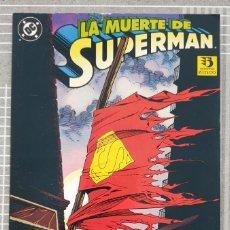 Cómics: SUPERMAN. LA MUERTE DE SUPERMAN. TOMO UNICO. EDICIONES ZINCO 1993. Lote 216702661