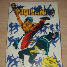 Comics : RETAPADO Nº 3 VIGILANTE VOL-1, NUMEROS 11 AL 15. ZINCO. Lote 216862890