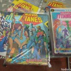 Cómics: NUEVOS TITANES VOL.2 41 NÚMEROS+ ESPECIAL EDICIONES ZINCO. Lote 217146506