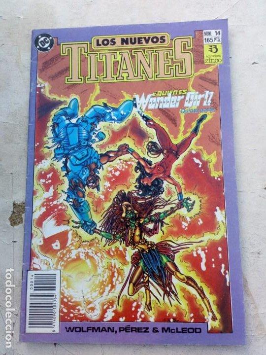 NUEVOS TITANES VOL.2 Nº 14 (Tebeos y Comics - Zinco - Nuevos Titanes)