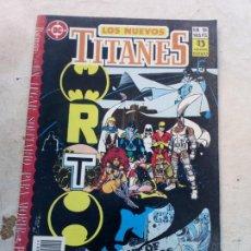 Cómics: NUEVOS TITANES VOL.2 Nº 19. Lote 217151213