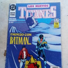 Cómics: NUEVOS TITANES VOL.2 Nº 23. Lote 217151448