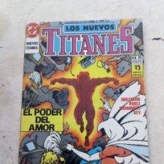 Cómics: NUEVOS TITANES VOL.2 Nº 25. Lote 217152087