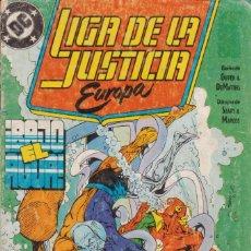Cómics: CÓMIC DC LIGA DE LA JUSTICIA EUROPA Nº 2 ED, ZINCO. Lote 217176633