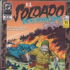 Cómics: CÓMIC DC EL SOLDADO DESCONOCIDO Nº 1 ED, ZINCO. Lote 217176866