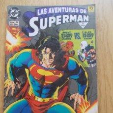 Cómics: SUPERMAN EDICIONES ZINCO DC Nº36 LAS AVENTURAS DE SUPERMAN. Lote 217261030