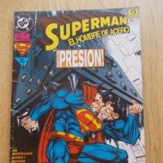 Cómics: SUPERMAN EDICIONES ZINCO DC Nº35 EL HOMBRE DE ACERO. Lote 217261523