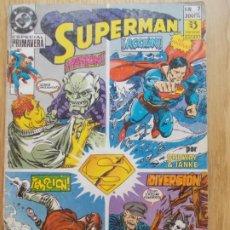 Cómics: SUPERMAN EDICIONES ZINCO DC Nº 7 EL DIA DEL HOMBRE DE KRYPTON PARTE I. Lote 217262468