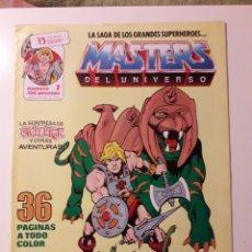 Cómics: MÁSTERS DEL UNIVERSO. NUM 7. EXCELENTE ESTADO. Lote 217642570