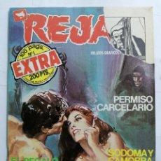 Cómics: REJAS Nº 1, EXTRA, RELATOS GRAFICOS PARA ADULTOS. Lote 217710398