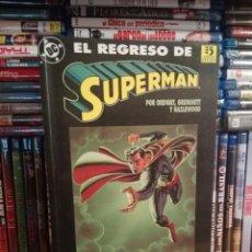 Cómics: EL REGRESO DE SUPERMAN TOMITO ZINCO. Lote 217777691