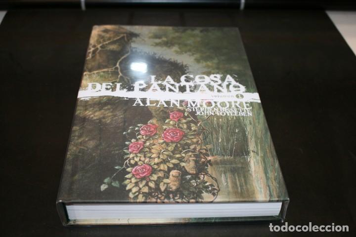 Cómics: La Cosa del Pantano Vol.1 Alan Moore Stephen Bissette John Totleben ECC - Vertigo - Foto 2 - 217987061