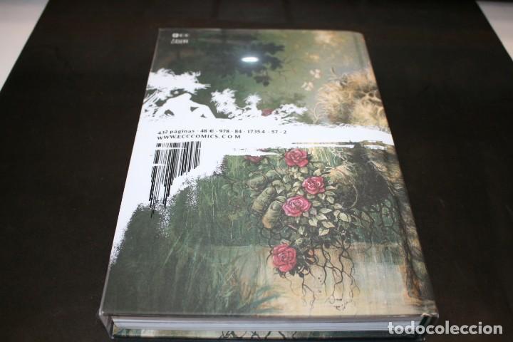 Cómics: La Cosa del Pantano Vol.1 Alan Moore Stephen Bissette John Totleben ECC - Vertigo - Foto 3 - 217987061