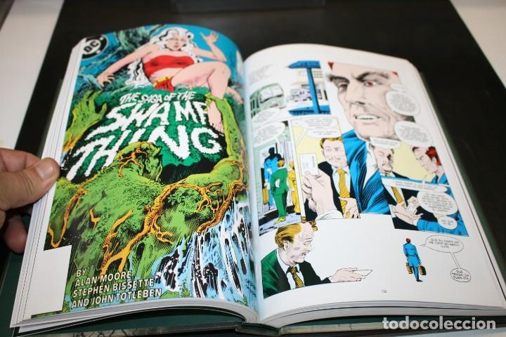 Cómics: La Cosa del Pantano Vol.1 Alan Moore Stephen Bissette John Totleben ECC - Vertigo - Foto 11 - 217987061