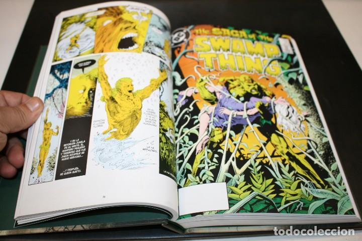Cómics: La Cosa del Pantano Vol.1 Alan Moore Stephen Bissette John Totleben ECC - Vertigo - Foto 12 - 217987061
