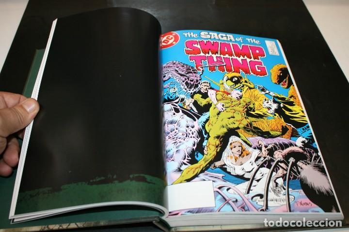 Cómics: La Cosa del Pantano Vol.1 Alan Moore Stephen Bissette John Totleben ECC - Vertigo - Foto 13 - 217987061