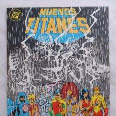 Cómics: NUEVOS TITANES - Nº 32 - EDICIONES ZINCO. Lote 218001566