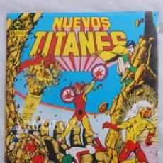 Cómics: NUEVOS TITANES - Nº27 - EDICIONES ZINCO. Lote 218001852