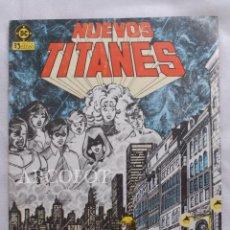 Cómics: NUEVOS TITANES - Nº 25 - EDICIONES ZINCO. Lote 218001888
