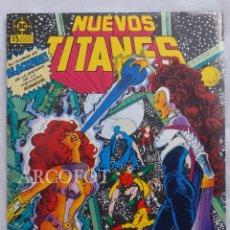 Cómics: NUEVOS TITANES - Nº 23 - EDICIONES ZINCO. Lote 218001920