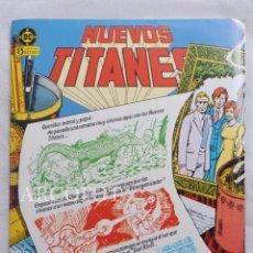 Cómics: NUEVOS TITANES - Nº 20 - EDICIONES ZINCO. Lote 218001956