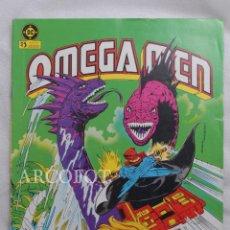 Cómics: OMEGA MEN - Nº 14 - EDICIONES ZINCO - 1984. Lote 218002096