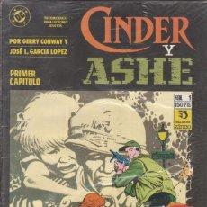 Cómics: CÓMIC DC CINDER Y ASHE Nº 1 ( DE 4 ) POR G.CONWAY Y J.L.GARCIA LOPEZ - ED. ZINCO.. Lote 218022056