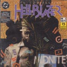 Cómics: CÓMIC DC HELLBLAZER Nº 2 ( DE 5 ) POR J.DELANO Y J.RIDGWAY - ED. ZINCO.. Lote 218027436