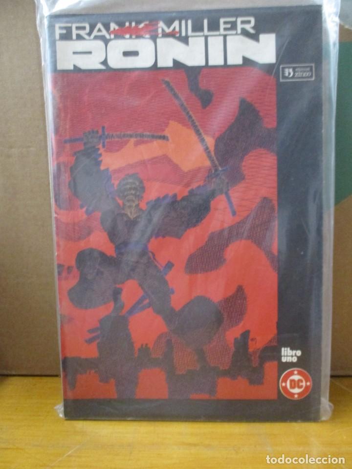 RONIN / COLECCION COMPLETA / FRANK MILLER / 6 NUMEROS / 1º EDICION / DC ZINCO / (Tebeos y Comics - Zinco - Otros)