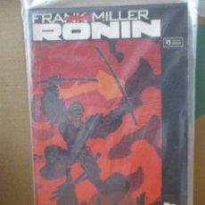 Cómics: RONIN / COLECCION COMPLETA / FRANK MILLER / 6 NUMEROS / 1º EDICION / DC ZINCO /. Lote 218087587
