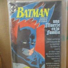 Cómics: BATMAN / UNA MUERTE EN FAMILIA / COLECCION COMPLETA / FRANK MILLER. Lote 218091645