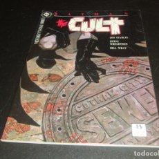 Cómics: THE CULT LIBRO UNO LA PRUEBA. Lote 218245026