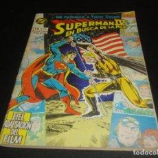 Fumetti: SUPERMAN IV EN BUSCA DE LA PAZ. Lote 218245221