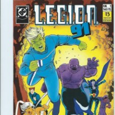 Cómics: LEGION 91 Nº 1 ZINCO. Lote 218252780
