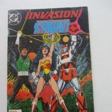 Cómics: ¡INVASION! ¡PRIMER ATAQUE! Nº 2 - DC - ZINCO MUCHOS MAS EN VENTA MIRA TUS FALTAS C24. Lote 218313211