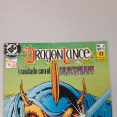 Cómics: DRAGONLANCE 2 ZINCO. Lote 218347182