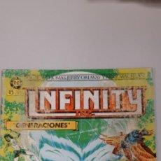 Cómics: INFINITY INC Nº 2 ZINCO. Lote 218347196