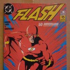 Cómics: FLASH N° 5 DE 5 VOL. 2 ESPECIAL 50 ANIVERSARIO - ZINCO. Lote 218347830