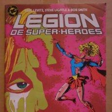 Cómics: LEGION DE SUPER-HEROES N° 11 - ZINCO. Lote 218370265