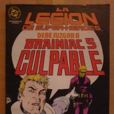 Cómics: LEGION DE SUPER-HEROES N° 17 - ZINCO. Lote 218370425