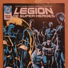 Cómics: LEGION DE SUPER-HEROES N° 27 - ZINCO. Lote 218370681