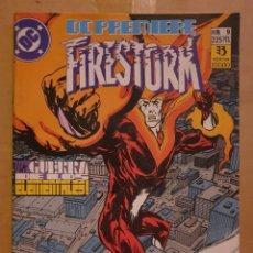 Cómics: DC PREMIERE 9 FIRESTORM - ZINCO - IMPECABLE. Lote 218374301